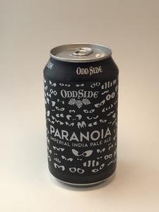 Odd Side - Paranoia (12oz can)
